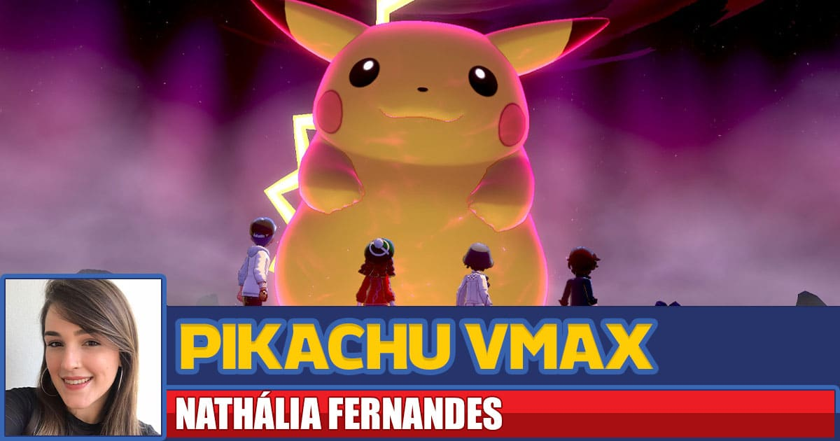 preview image for Determined to Make Pikachu VMAX Work?